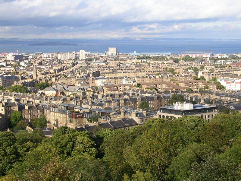 Thành phố Edinburgh